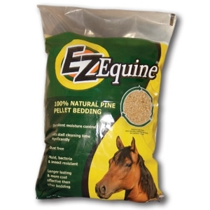 EZ Equine Pelleted Pine Bedding