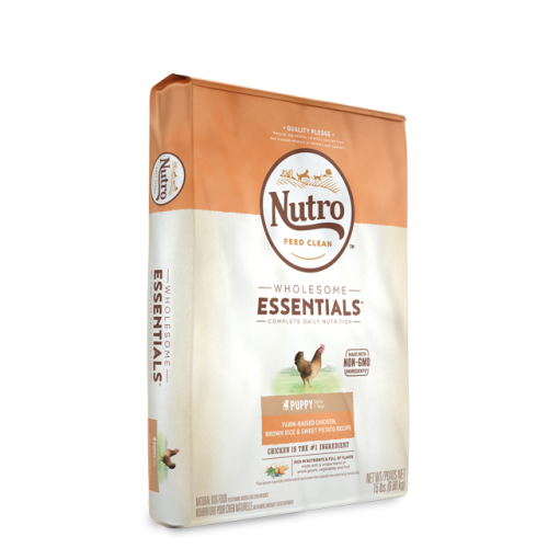 Nutro™ Wholesome Essentials™ Puppy Chicken, Brown Rice, & Sweet Potato