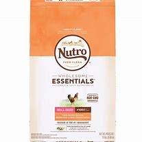 Nutro™ Wholesome Essentials™ Small Breed Chicken, Brown Rice, & Sweet Potato