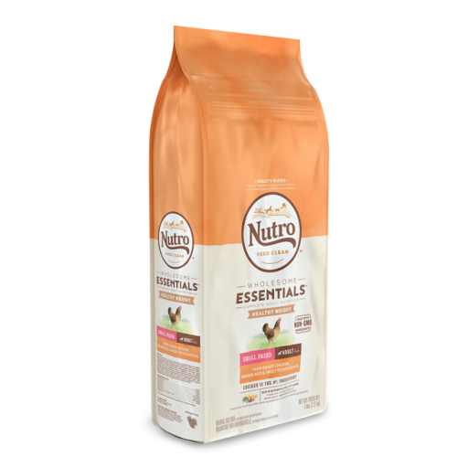 Nutro™ Wholesome Essentials™ Small Breed Healthy Weight Chicken, Brown Rice, & Sweet Potao