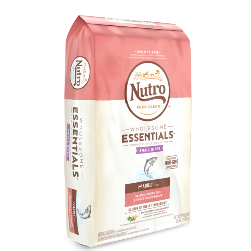 Nutro™ Wholesome Essentials™ Small Breed Salmon, Brown Rice, & Sweet Potato
