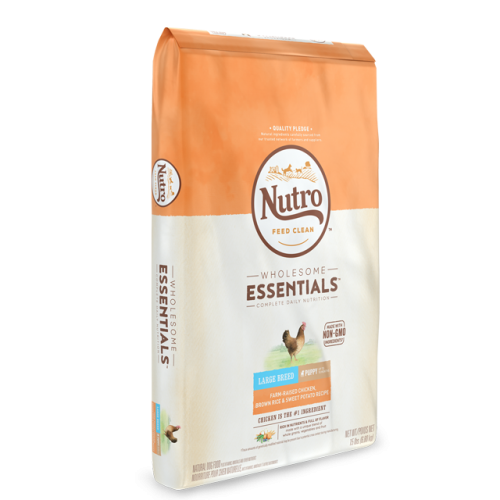 Nutro™ Wholesome Essentials™ Large Breed Puppy Chicken, Brown Rice, & Sweet Potato