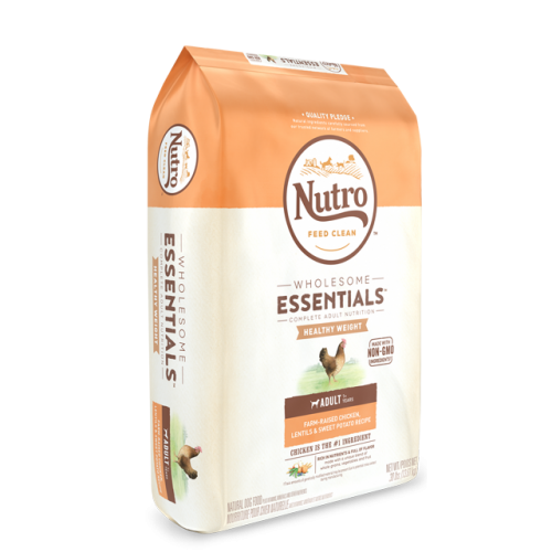 Nutro™ Wholesome Essentials™ Healthy Weight Chicken, Lentils, & Sweet Potato