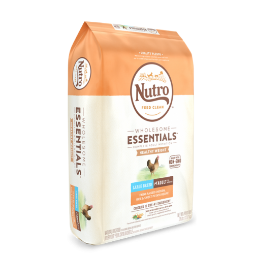 Nutro™ Wholesome Essentials™ Large Breed Healthy Weight Chicken, Rice, & Sweet Potato