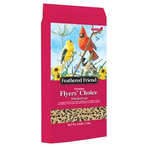 Feathered Friends® Flyers Choice Bird Seed