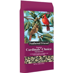 Feathered Friend® Cardinal's Choice Bird Feed