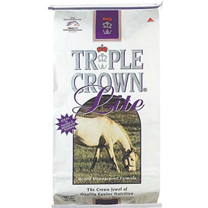 Triple Crown® Lite Equine Supplement
