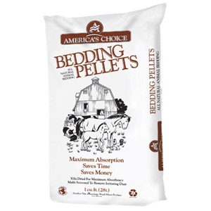 America's Choice Pellet Bedding