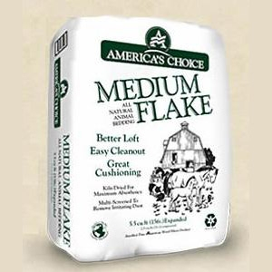 America's Choice Medium Flake Bedding