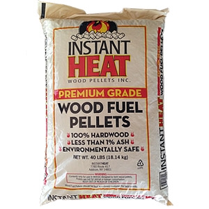 Instant Heat Wood Pellets