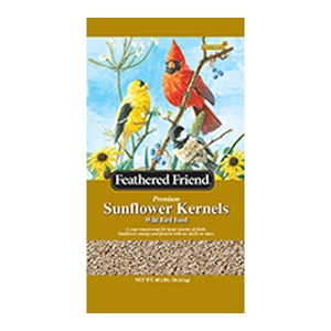 Feathered Friends® Sunflower Kernels Bird Seed