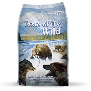 Taste of the Wild® Pacific Stream Dog Food