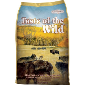 Taste of the Wild® High Prairie Dog Food