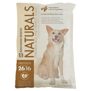 Southern States® Naturals Chicken & Rice Dog Food