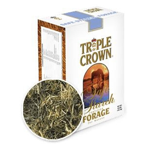 Triple Crown® Safe Starch Forage for Horses