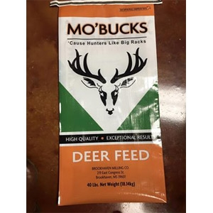 Mo' Bucks Deer Attractant Feed 40 lb. Bag