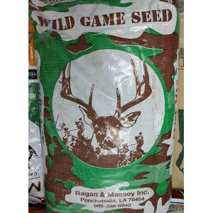 Wild Game 6-in-1 Seed Plot Mix 50 lb. Bag