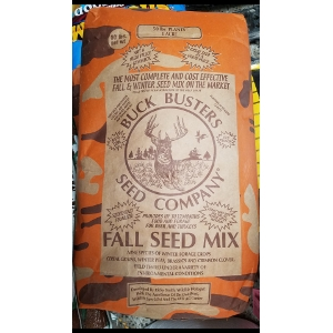 Buck Busters Fall Seed Mix