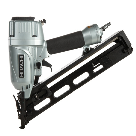 Hitachi Angled 15 ga Finish Nailer Special