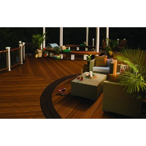 Trex Transcends Composite Decking