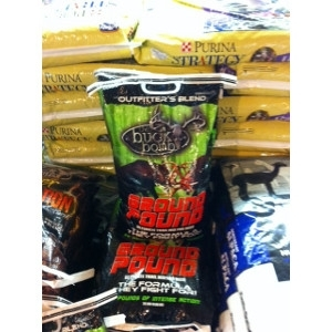 Buck Bomb Ground Pound Deer Attractant