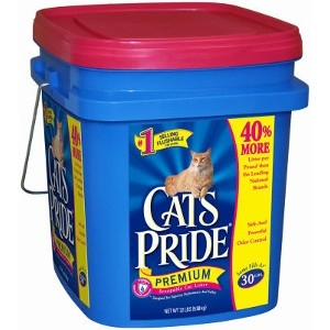 Cat's Pride Cat Litter (Pail)