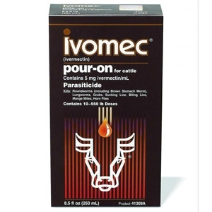 Ivomec® Pour-On for Cattle Dewormer
