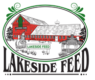 Lakeside Feed  Logo