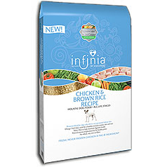 Purina Infinia Chicken and Brown Rice Dog Food