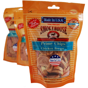 Prime Chips® Chicken Breast Dog Treats