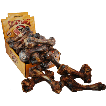 Smokehouse Porky Bones Dog Treats