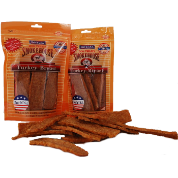 Smokehouse Turkey Breast Dog Treats