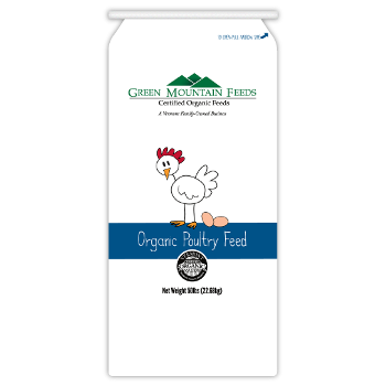 Green Mountain Organic Soy-Free Layer Pellet