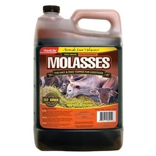 Evolved Habitats Herdlife Molasses Feed Topper