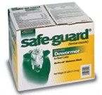 Safe Guard En-Pro-Al Cattle Dewormer Block