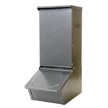 Little Giant Single Door Hog Feeder