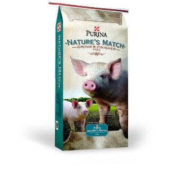 Purina Nature's Match® Grower Finisher