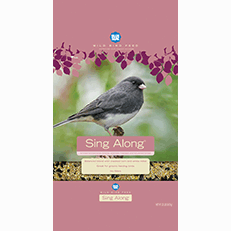 Blue Seal Sing Along Bird Seed