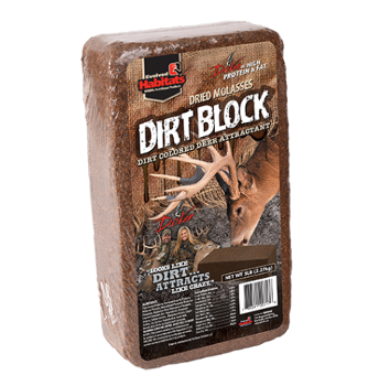 Evolved Dirt Block 5 Lb.