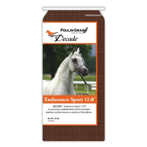 Poulin Grain® Decade® Endurance Sport for Horses