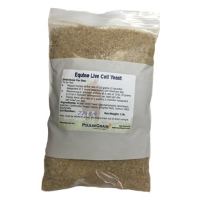 Poulin Grain® Equine Live Cell Yeast