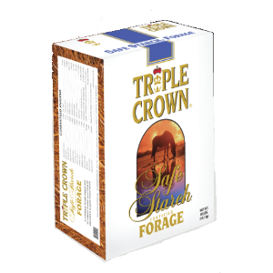 Triple Crown Safe Starch Forage