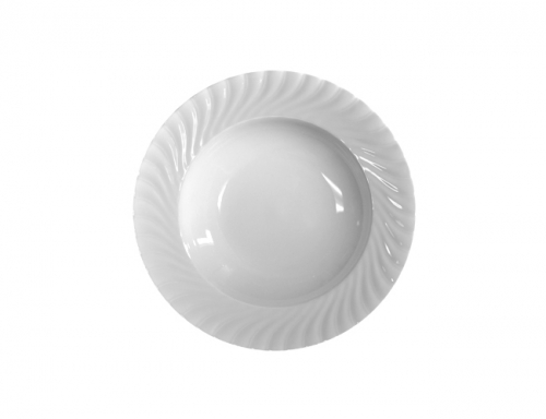 Soup Bowl Regina All White