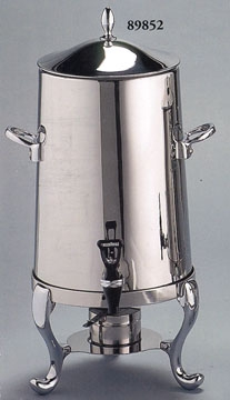 Coffee Maker Silver 3 Gallon- Approx. 70 Cup