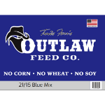 Outlaw Blue Dog Food 50 Lbs.