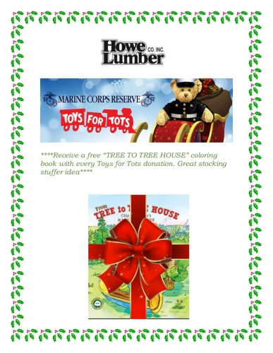 Toys For Tots Charity Event : Home east brookfield ma full service lumber supplier