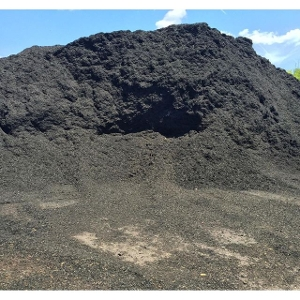 BLK Forest Products Aged Brown Mulch
