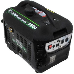 Lifan Power USA 2200W Generator