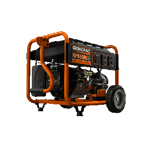 Generac GP6500 Generator Electric Start