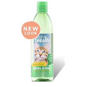 Fresh Breath Drops for Cats 2.2oz
